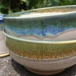 Palcho's Products - Pottery - Low, Wide Pasta Bowls