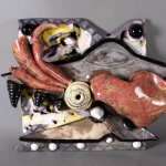 Palcho's Products - Wall Sculptures - Winged BSG