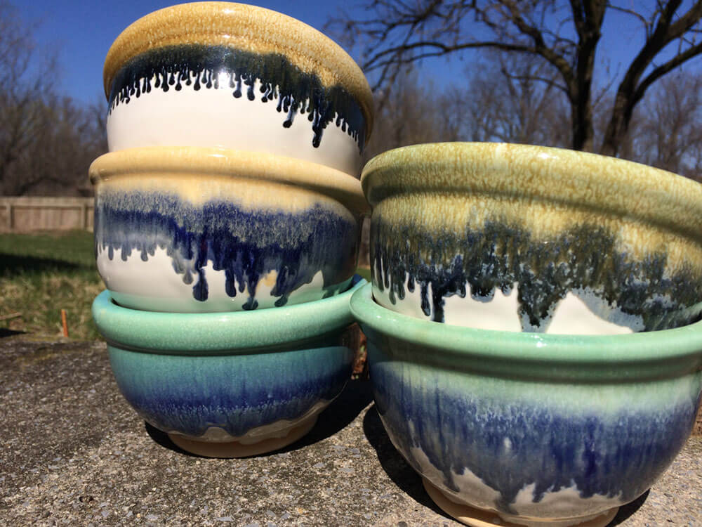Palcho's Products - Pottery - Cereal Bowls