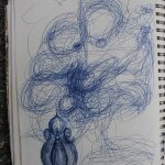 Palcho's Products - Goddesses - Scribble Drawing Ink Pod