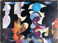 Palcho's Products Drawings & Paintings - Acrylic Paintings Untitled 8