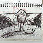 Palcho's Products Wall Sculptures - BSG Doodle
